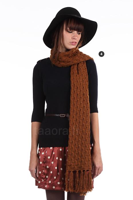 Grandes charpes pour l hiver taaora blog mode tendances looks - Travailler chez asos ...