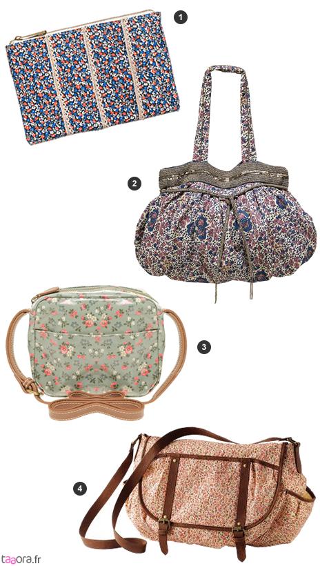 Blog Sac à Main Mode : Sacs liberty taaora mode tendances looks