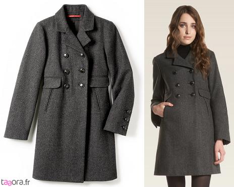 - Manteau comptoir des cotonniers hiver 2013 ...