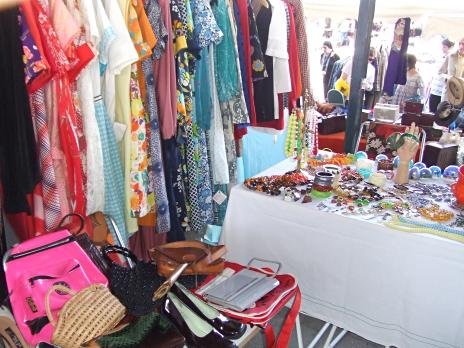 Marché de la Mode Vintage 2008