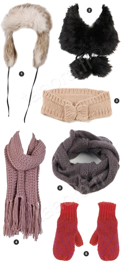 Accessoires anti-froid à moins de 10 euros ! – Taaora – Blog Mode ... 27312ed15f9