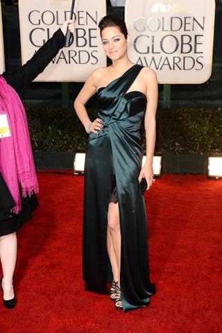 Marion Cotillard 2010 Golden Globes