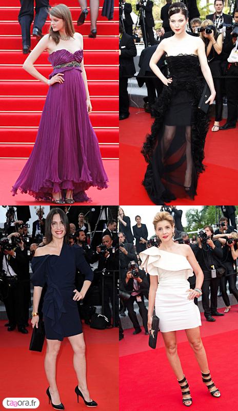 Les plus belles robes du Festival de Cannes
