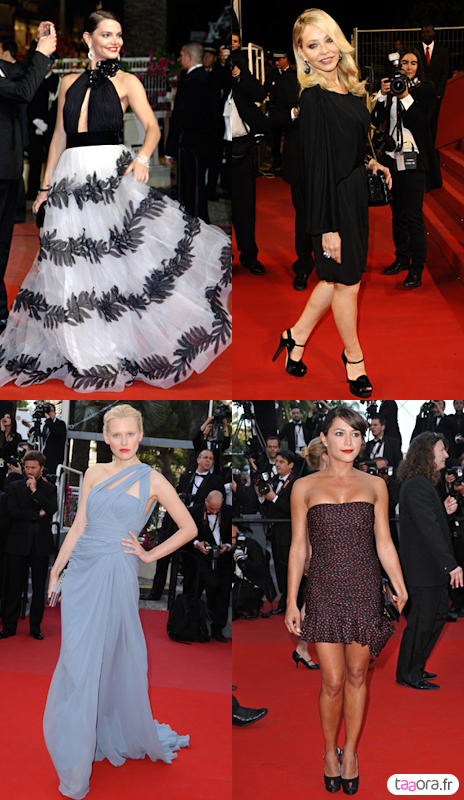 Looks Festival de Cannes 2010