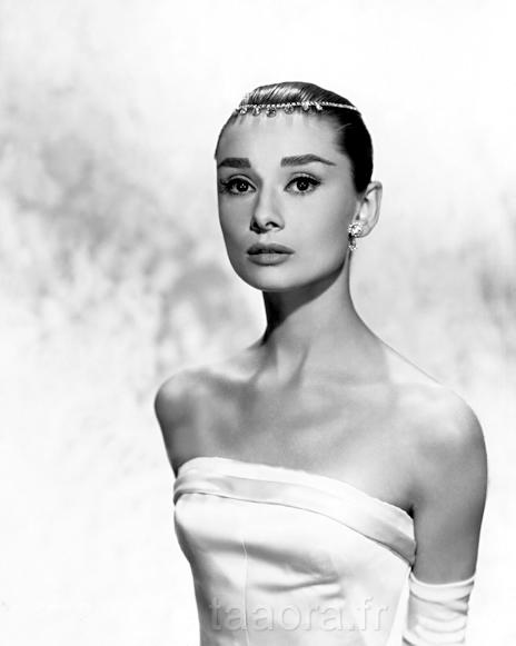 Audrey Hepburn chic
