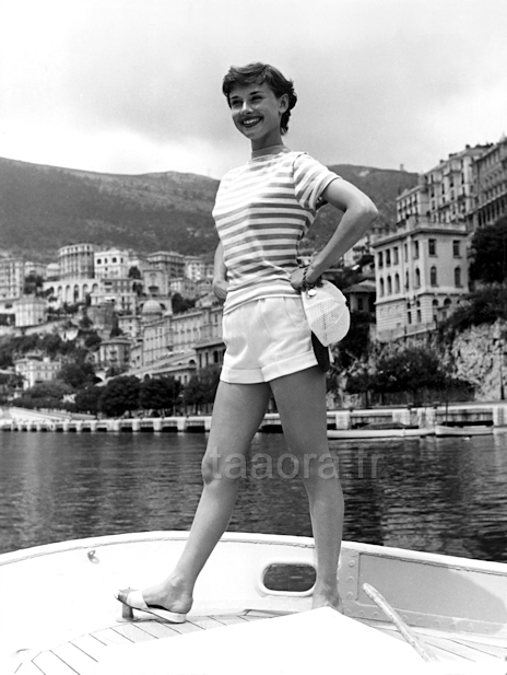 Idée look Audrey Hepburn