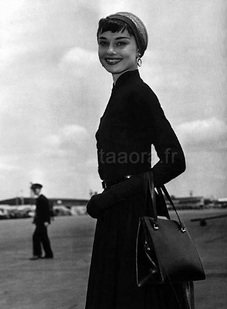 Look Audrey Hepburn
