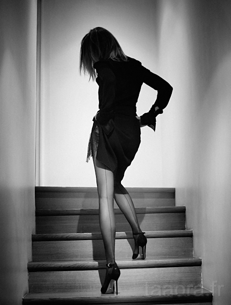 Carine Roitfeld Interview Magazine