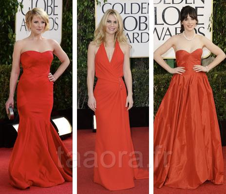 Claire Danes Golden Globes 2013