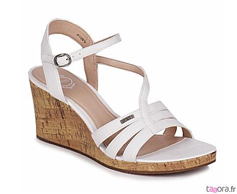 des sandales compens es nos pieds taaora blog mode tendances looks. Black Bedroom Furniture Sets. Home Design Ideas