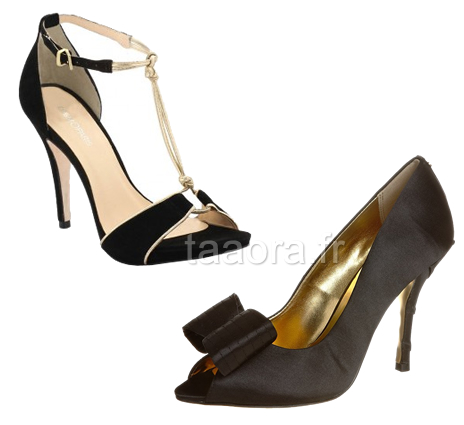 chaussures de soiree doree chaussures femme avec creation soiree mariage pend. Black Bedroom Furniture Sets. Home Design Ideas
