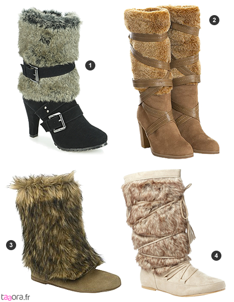 Bottes AutomneHiver 2010 2011 – Taaora – Blog Mode