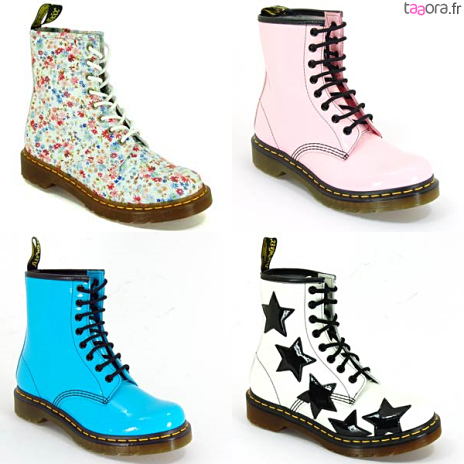 Bottines 8 trous Dr. Martens