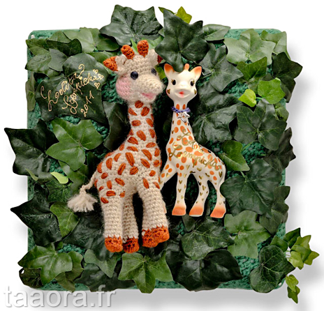 Sophie la Girafe Lolita Lempicka