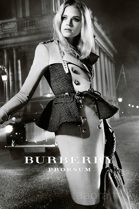 Burberry Winter 2013