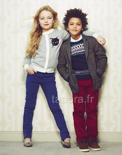 3 Suisses Enfant Hiver 2014