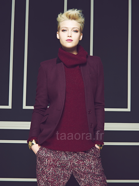 3 suisses collection femme automne hiver 2013 2014 taaora blog mode tendances looks - 3 suisses automne hiver 2017 ...