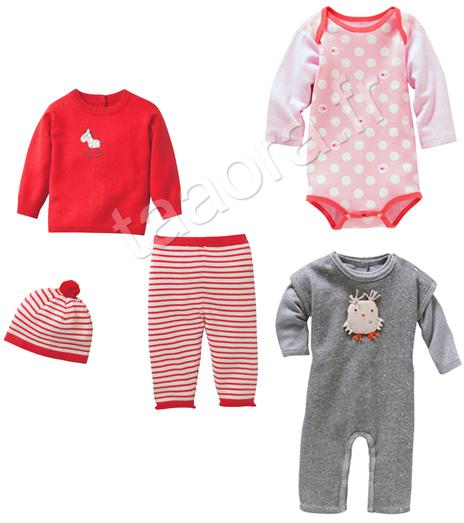 3 Suisses collection bébé