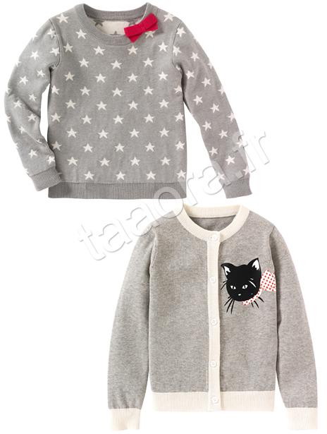 Mode enfant Automne/Hiver 2013-2014