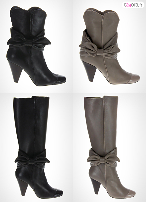 chaussures andr automne hiver 2009 2010 taaora blog mode tendances looks. Black Bedroom Furniture Sets. Home Design Ideas