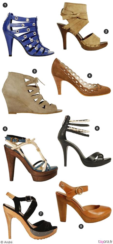 03eeeaddda André chaussures et sacs Printemps/Été 2010 – Taaora – Blog Mode ...