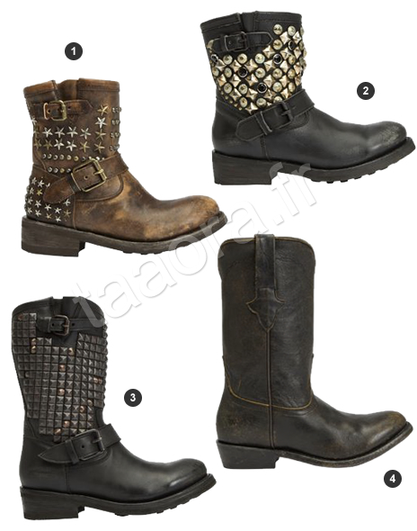 ash chaussures automne hiver 2012 2013 taaora blog mode tendances looks. Black Bedroom Furniture Sets. Home Design Ideas