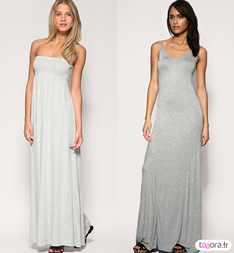 80769652ca0 Robe longue simple ete robe longue ecru