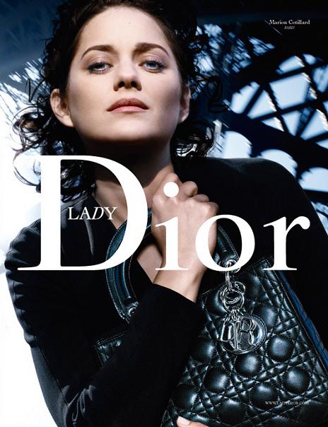 photos de marion cotillard en lady dior taaora blog mode tendances looks. Black Bedroom Furniture Sets. Home Design Ideas