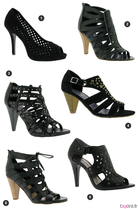 Chaussures Eram Printemps/Été 2010