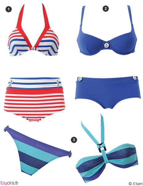 etam maillots de bain printemps t 2010 taaora blog mode tendances looks. Black Bedroom Furniture Sets. Home Design Ideas