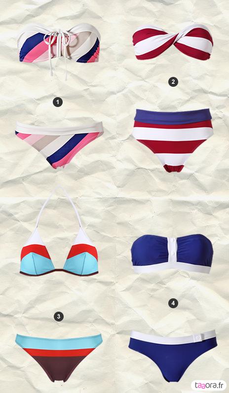 4eae550bd8 Etam maillots de bain Printemps/Été 2011 – Taaora – Blog Mode ...