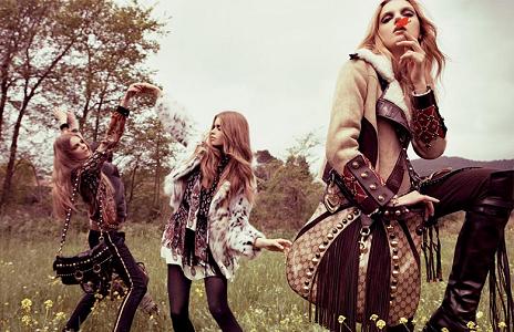 Campagne folk Gucci