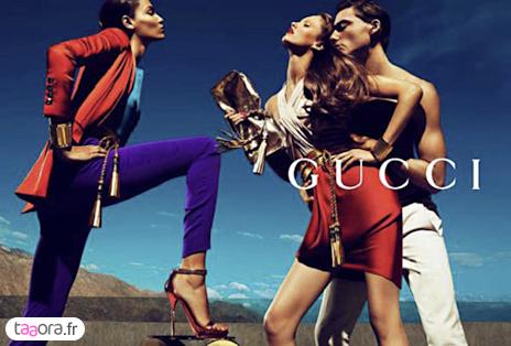Collection Gucci Printemps/Été 2011