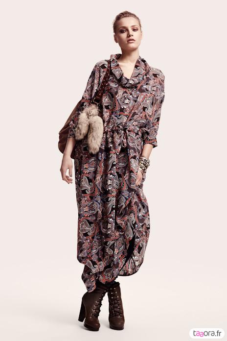robes longues hiver 2017. Black Bedroom Furniture Sets. Home Design Ideas