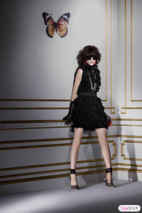 lookbook lanvin pour h m taaora blog mode tendances. Black Bedroom Furniture Sets. Home Design Ideas