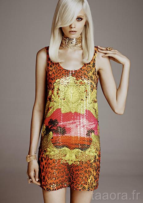 Versace pour h m lookbook et adresses magasins taaora blog mode te - Trouver un magasin h m ...