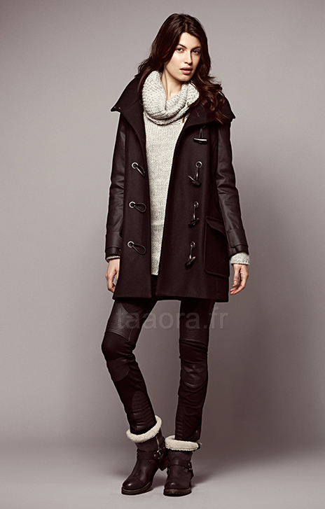 tout neuf c57e6 ce80b IKKS collection Automne/Hiver 2011-2012 – Taaora – Blog Mode ...