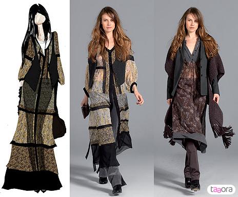 Robe longue automne robe housse manches longues   Adventech 416be0e4c012