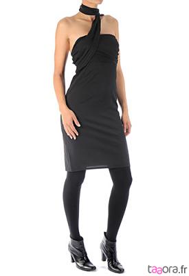 Petite robe noire kookai