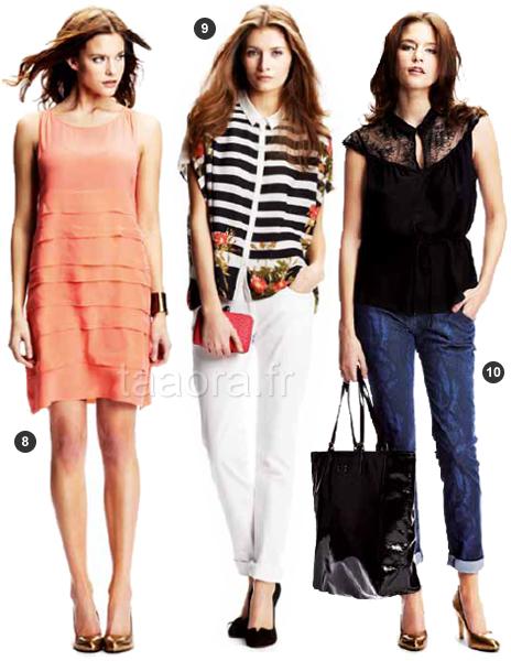 Mode Femme Été 2012