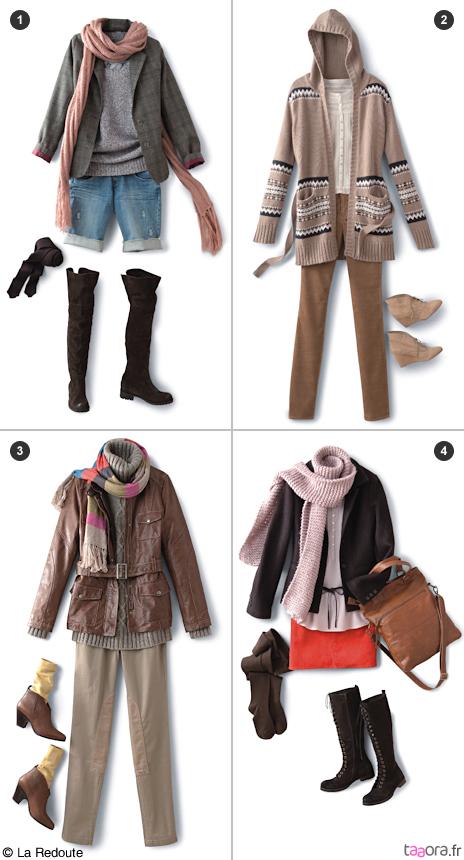 La redoute collection automne hiver 2010 2011 taaora blog mode tendances - Collection la redoute ...