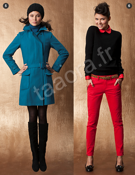 La redoute collection automne hiver 2011 2012 taaora - La redoute nouvelle collection ...