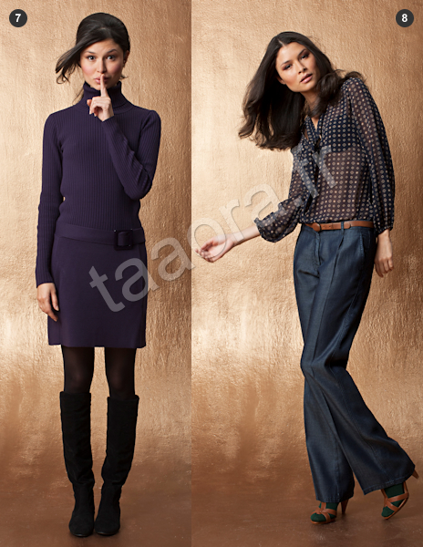 La redoute collection automne hiver 2011 2012 taaora blog mode tendances - La redoute collection hiver ...