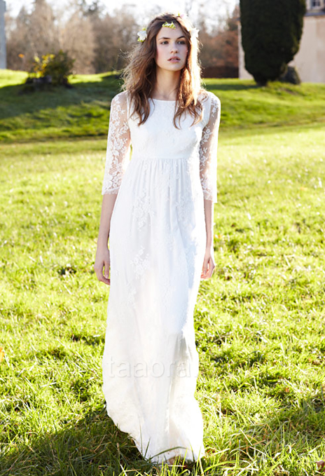 robe fille mariage la redoute - La Redoute Mariage