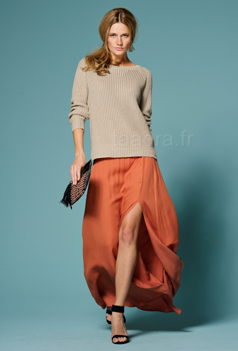 La redoute collection printemps t 2012 taaora blog mode tendances looks - La redoute catalogue blanc ...