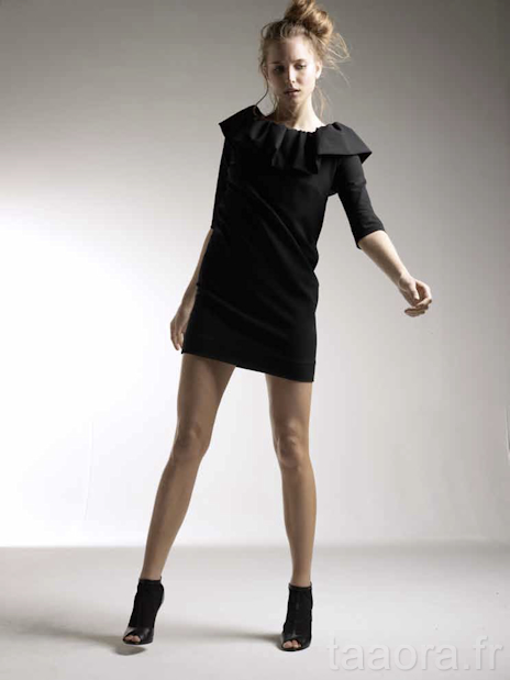 Petite robe noire la redoute