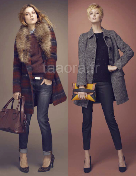La redoute collection automne hiver 2012 2013 taaora blog mode tendances - La redoute automne hiver ...