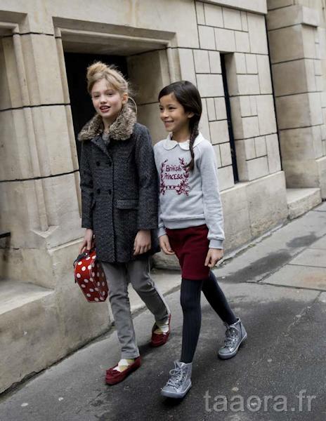 La redoute collection enfant automne hiver 2013 2014 taaora blog mode tendances looks - Chambre enfant la redoute ...