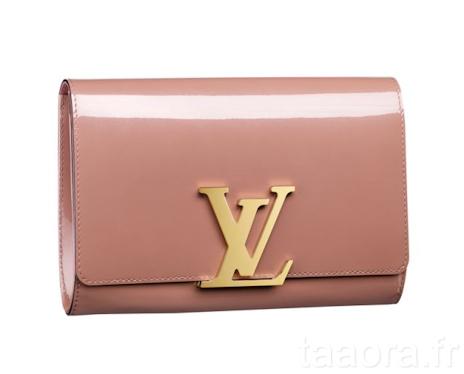 Sac Louis Vuitton Rose Vernis
