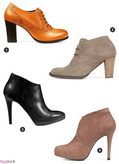 Automnehiver Automnehiver Minelli Chaussures Minelli 2011 Chaussures 2010 2011 2010 d5gYwxqO